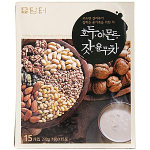「ダムト」ミックス茶「18g×15包」■韓国食品■ 0838