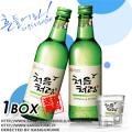 【送料無料】チョウムチョロム焼酎360ml×20本【1BOX】■韓国食品■ 0107-1