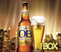韓国OBビール500ml×12本【1BOX】■韓国食品■ 0113-1
