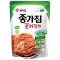 ◆冷蔵◆「宗家」白菜キムチ500g■韓国食品■ 0203