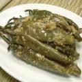 ◆冷蔵◆自家製味噌漬け唐辛子500g■韓国食品■0231