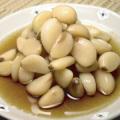 ◆冷蔵◆自家製醤油漬け皮剥ニンニク500g■韓国食品■ 0234