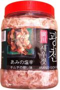 ★ベトナム産▲冷凍▼冷凍アミの塩辛1kg■韓国食品■ 0254