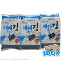 在来海苔お弁当用「3個入」×24袋【1BOX】■韓国食品■ 0326-1