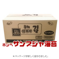 【ホンヘ】サンブジャ海苔お弁当用「3個入」×24袋【1BOX】■韓国食品■0371