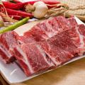 ▲冷凍▼お焼肉用骨付きカルビ1kg■韓国食品■ 0401