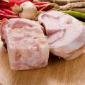 ▲冷凍▼冷凍国産牛ゲンコツ1kg■韓国食品■ 0408