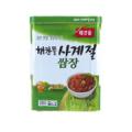 「ヘチャンドル」四季サムジャン「サンチュ味噌」14kg■韓国食品■SmaStation テレ朝 0732