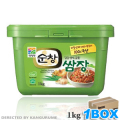 「スンチャン」サムジャン「サンチュ味噌」1kg×12個【1BOX】■韓国食品■SmaStation テレ朝 0735-1