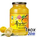 「サンファ」はちみつ柚子茶500g×20個【1BOX】■韓国食品■ 0802-1