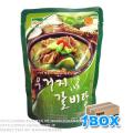 「故郷」 ウゴジカルビスープ500g×24個【1BOX】■韓国食品■ 1003-1