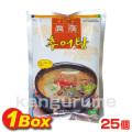 「眞漢」チュオタン600g×25個【1BOX】■韓国食品■ 1064-1
