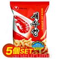 セウカン「えびせん」【5個SET】■韓国食品■1802-1