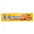 グッヒ 「ピーナッツクリームサンド」■韓国食品■1825