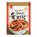 「ハウチョン」ユッケジャンスープ570g×12個【1BOX】■韓国食品■ 1009-1