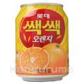 セクセク「オレンジジュース」238ml■韓国食品■ 2303