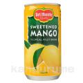 マンゴージュース「缶」180ml■韓国食品■ 2321