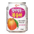 おろし桃ジュース(缶)■韓国食品■ソフトドリンク 2369