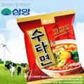 手打麺「スタ麺」■韓国食品■2403
