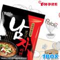 「Paldo」男子ラーメン115g【1BOX】40個入り■韓国食品■2464-1