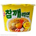 「オットギ」チャムケ(胡麻)カップラーメン■韓国食品■2466