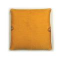 座布団カバーのみ「黄色」■韓国食品■2564
