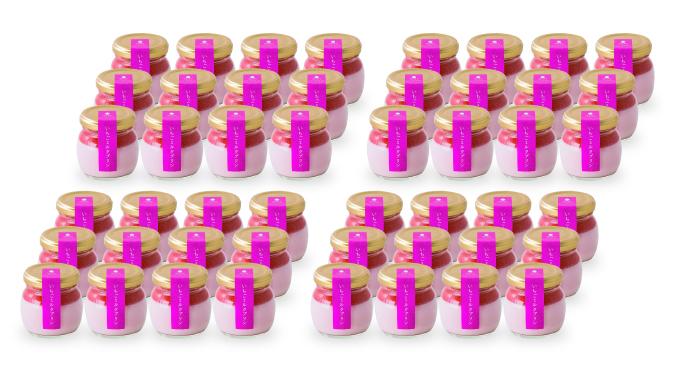 完熟いちごミルクプリン、完熟いちご、まとめ買い、女子会