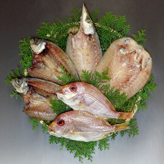 ★地魚一夜干セット【国産】