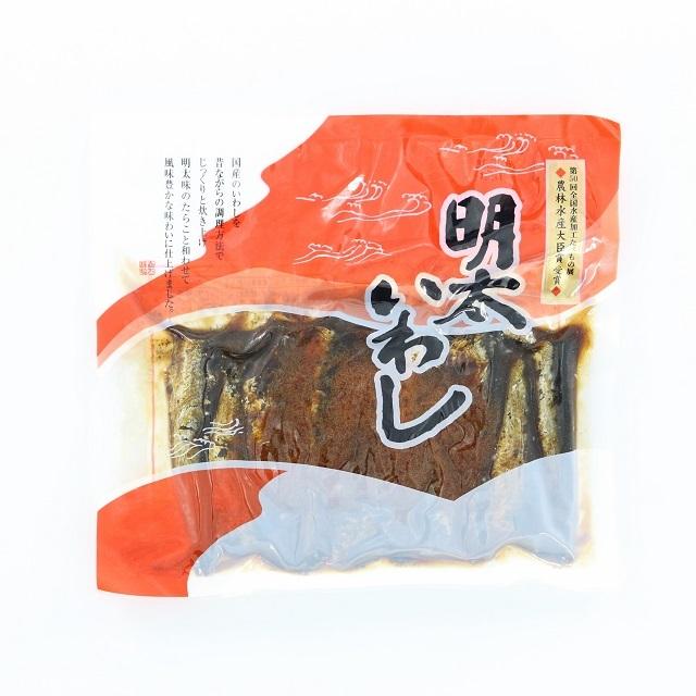 明太いわし(佃煮)(イワシ 鰯)