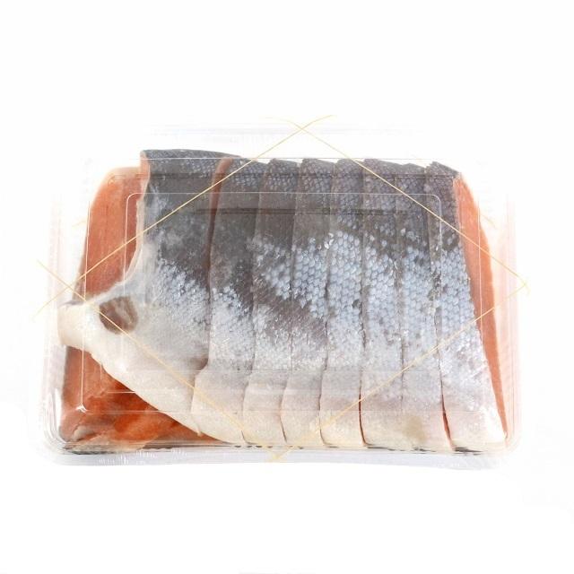養殖甘塩鮭切身(さけ サケ)