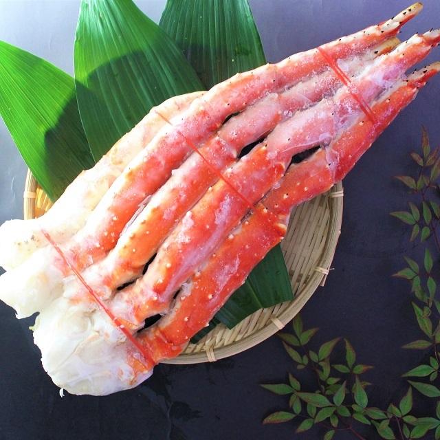 B487 ボイルタラバ蟹脚(肩)1kg(かに カニ)