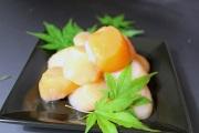 赤玉ほたて貝柱(Aフレーク)500g【北海道産】