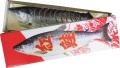 ★【送料300円(税抜)】紅鮭1尾姿切身(約1.4kg)