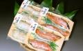 ★【初回限定送料無料】カレイ粕漬2切×2&時鮭粕漬2切×2食べ比べ