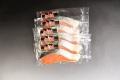 ★【送料500円(税抜)】紅鮭特大切身5切(1切真空) ~鮭の王様~