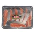 ●人気第2位●K233 天然紅鮭切身厚切7切(さけ サケ)