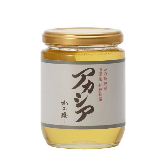 【世界の蜂蜜】中国産アカシア蜂蜜300g