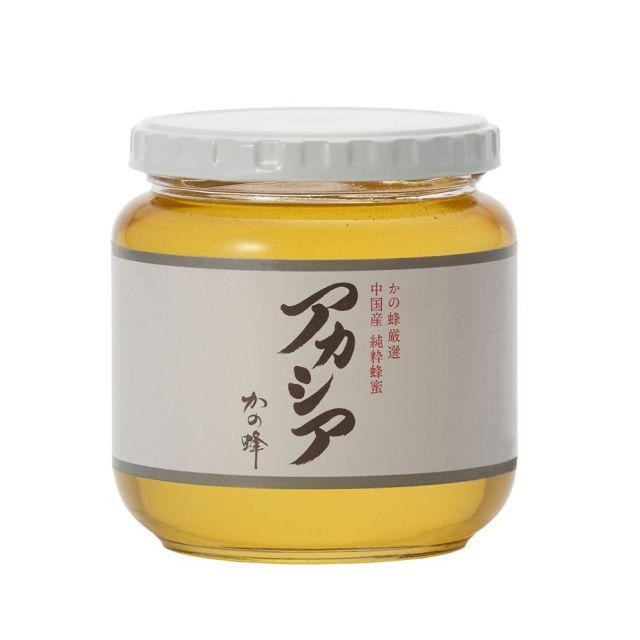 【世界の蜂蜜】中国産アカシア蜂蜜600g