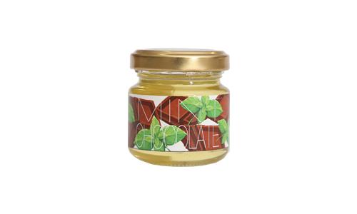 【Yamey Honeyシリーズ】フレーバーハニー はにふれ 「チョコミント」フレーバー蜂蜜(45g)