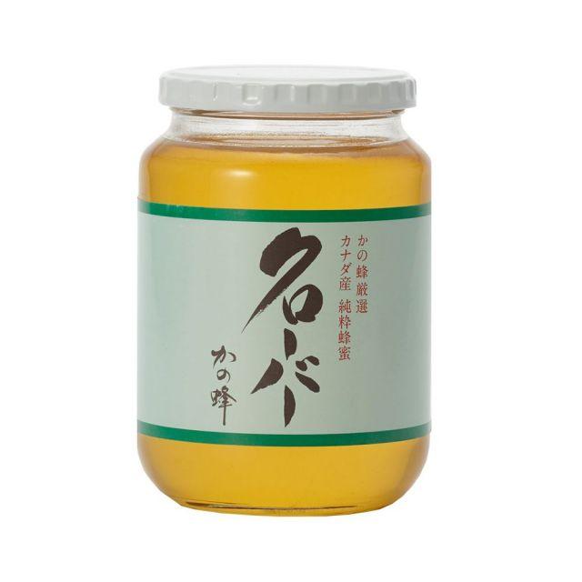 【世界の蜂蜜】カナダ産クローバー蜂蜜1000g