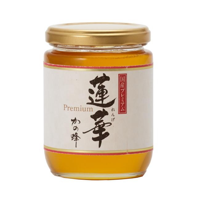 【国産蜂蜜】国産プレミアムレンゲ蜂蜜300g
