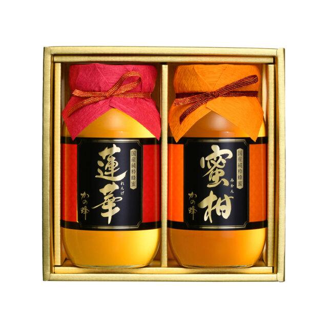 【蜂蜜ギフト】プレミアムセット1000g×2本セット
