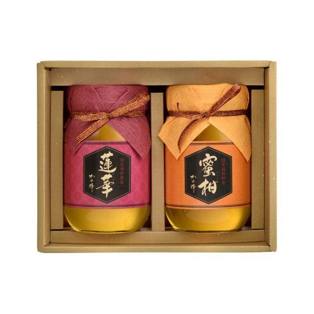 【蜂蜜ギフト】プレミアムセット600g×2本セット