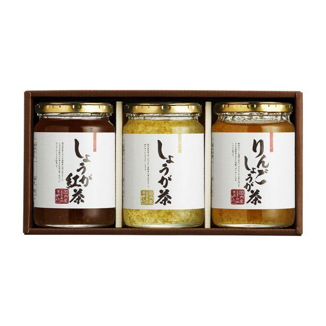 【蜂蜜ギフト】しょうが茶ギフトセット