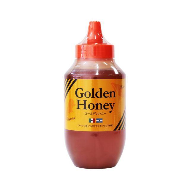 【世界の蜂蜜】ゴールデン純粋はちみつ 1kg