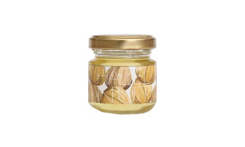 【Yamey Honeyシリーズ】フレーバーハニー はにふれ 「ヘーゼルナッツ」フレーバー蜂蜜(45g)