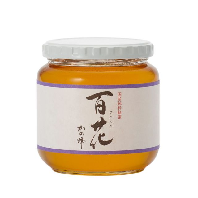 【アウトレット】国産百花蜂蜜600g※賞味期限2020年11月まで!