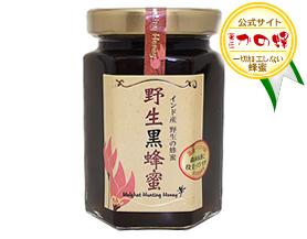 【世界の蜂蜜】インド産野生黒蜂蜜180g