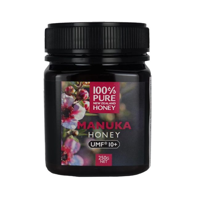 【世界の蜂蜜】ニュージーランド産マヌカ蜂蜜UMF10+250g