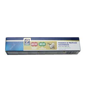 【その他】ニュージーランド産マヌカ歯磨き粉100g(青ラベル)